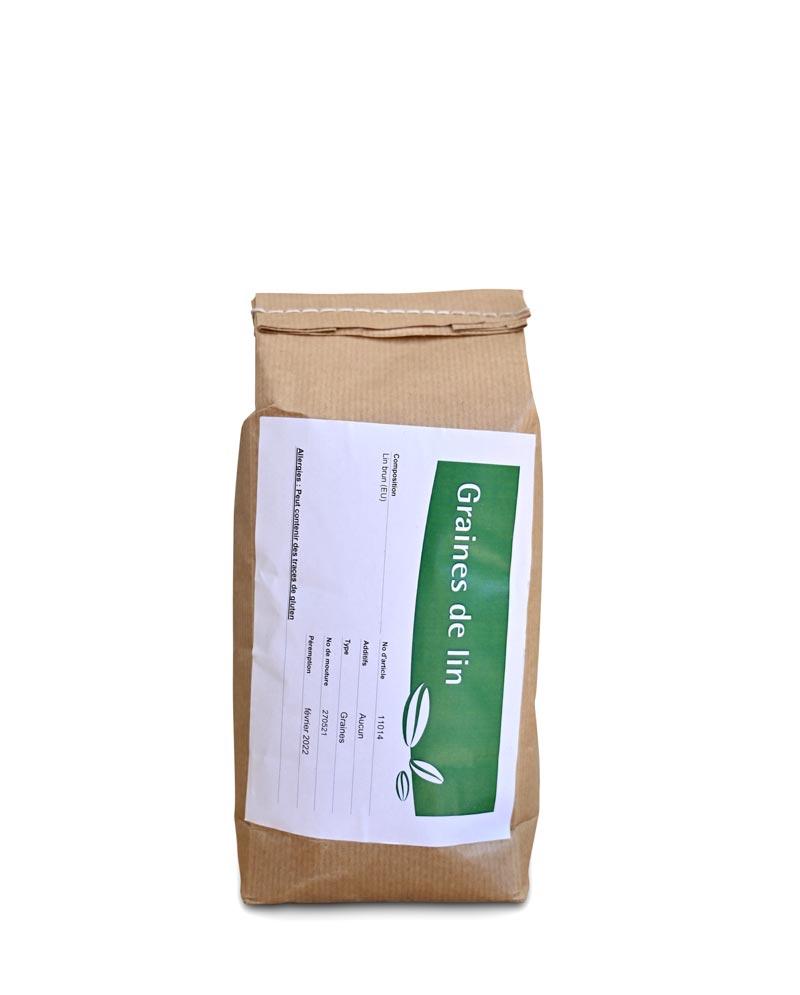 Produit du terroir Fribourg: graines de lin