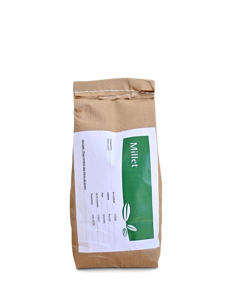 Produit du terroir Fribourg: millet