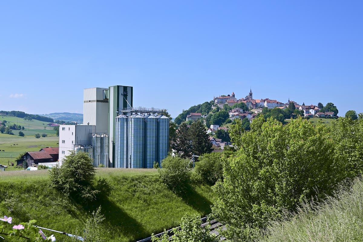 Farine locale directement du Moulin de Romont